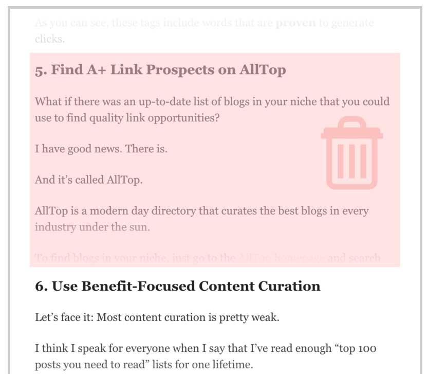 find A+ link prospect