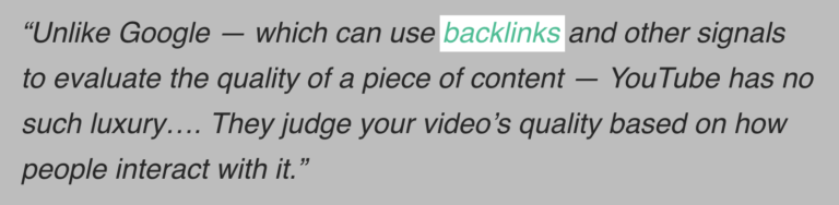 لینک به Backlinko با لینک های متنی متصل