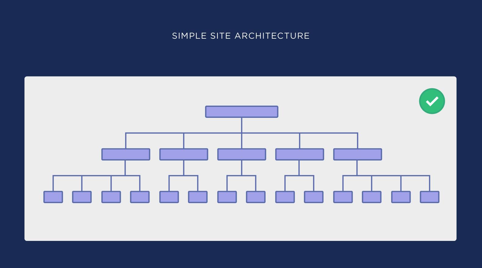 معماری سایت