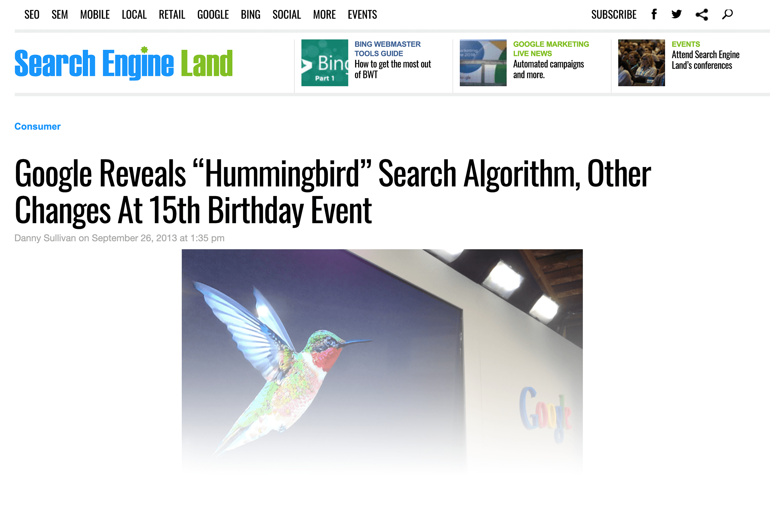 الگوریتم مرغ مگس خوار