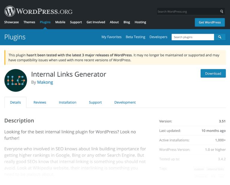 افزونه های لینک سازی اتوماتیک