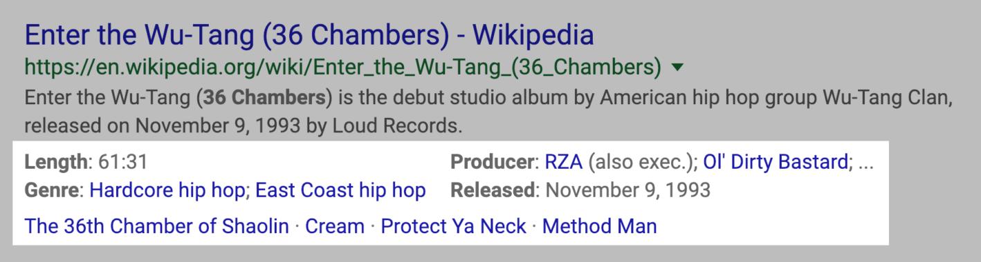 اسنیپت موزیک در گوگل