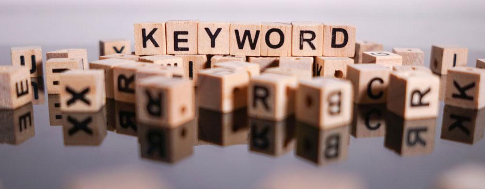 کلمات کلیدی دامنه