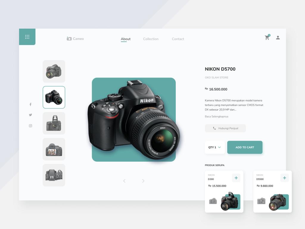 طراحی سایت در ارومیه - سایت فروشگاهی