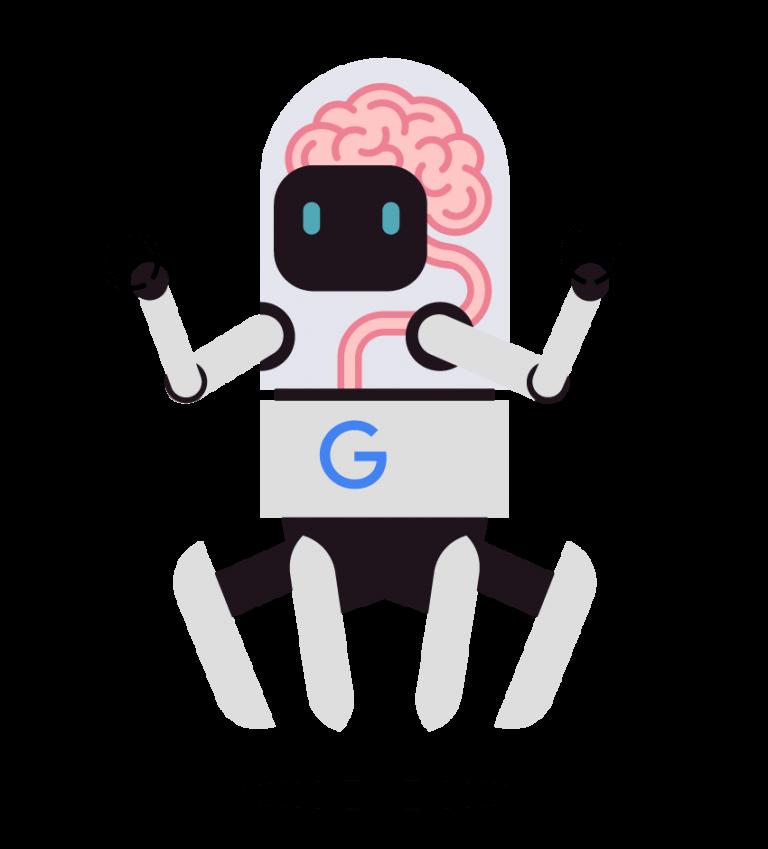 راهنمای قطعی گوگل رنک برین