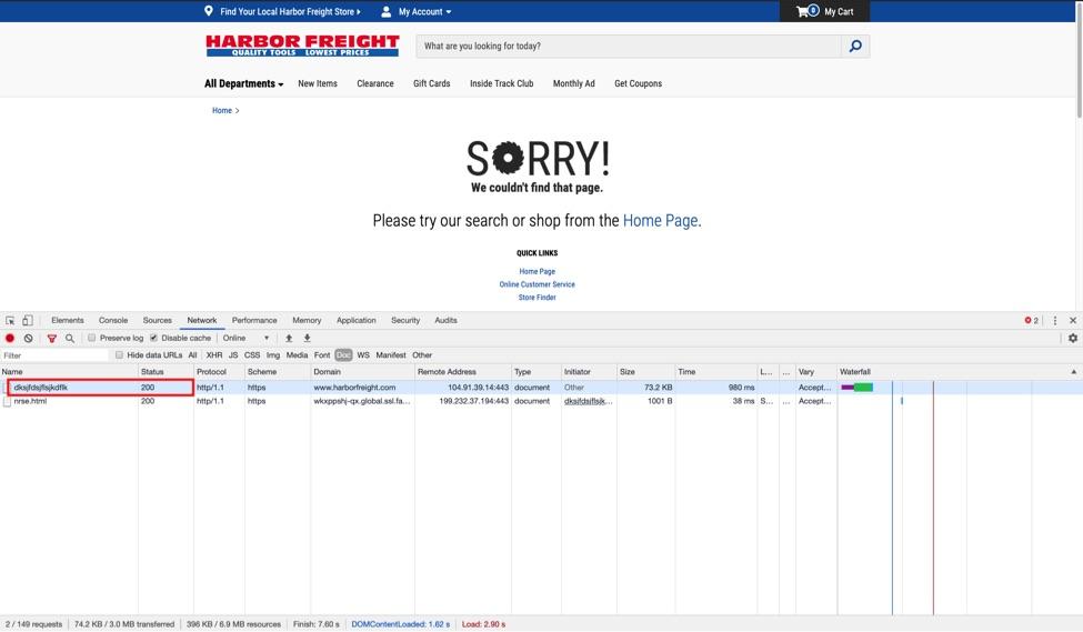 خرده فروش ابزار Harbor Freight