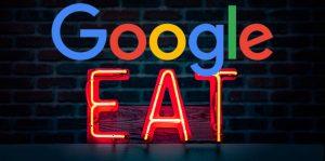 e-a-t گوگل