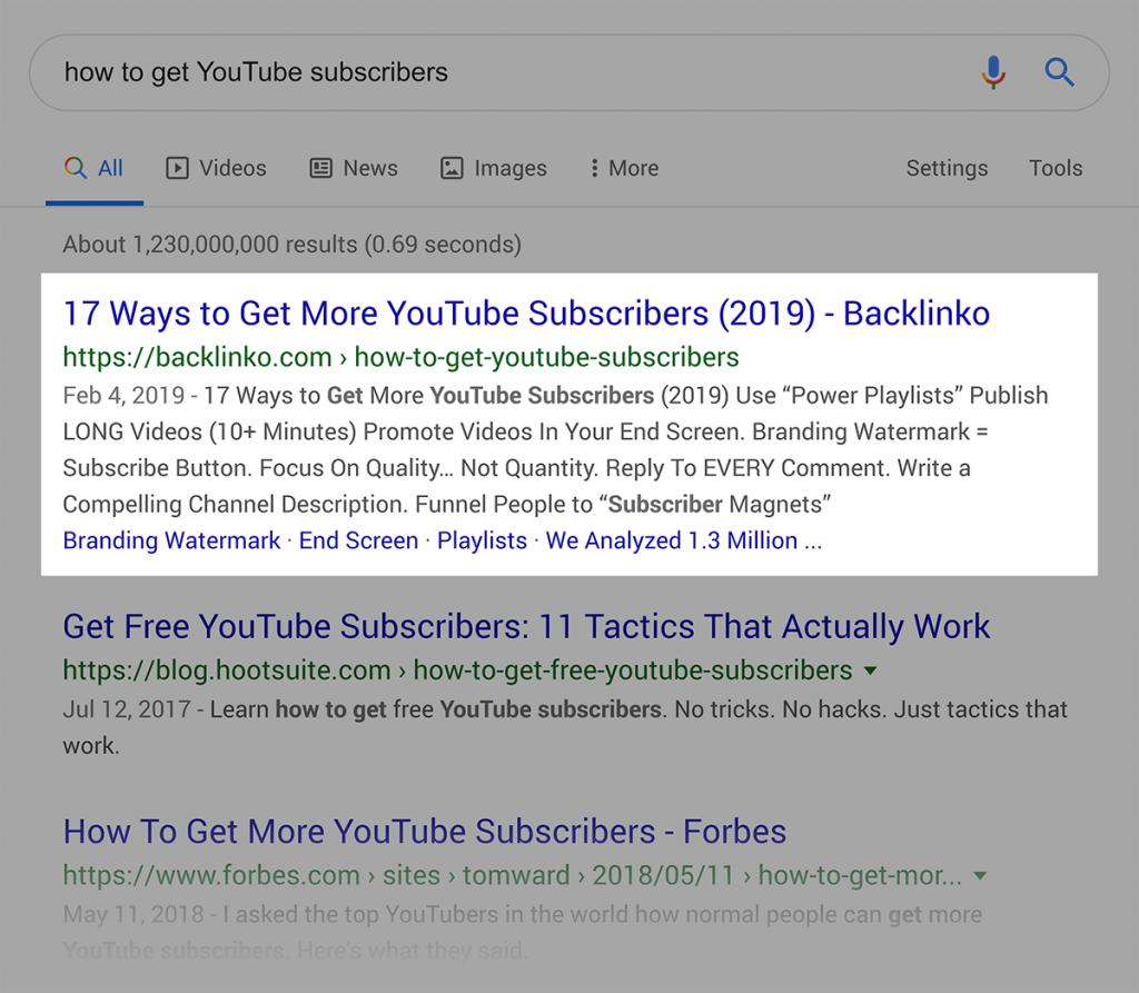 3 رتبه برتر برای به دست آوردن مشترک یوتیوب