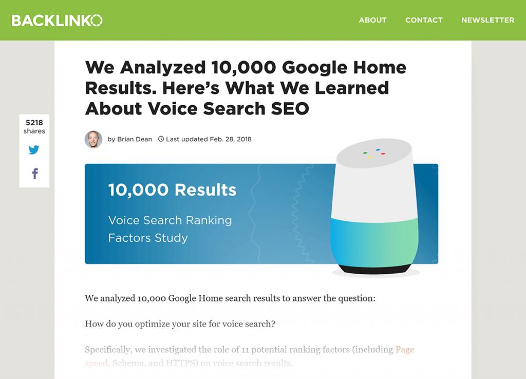 مطالعه موردی یک کیس با جستجوی صوتی