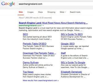 رتبه بندی گوگل بر اساس کلیک