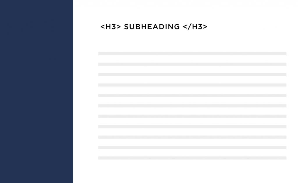 اگر می خواهید برای اسنیپت لیست رتبه بندی شوید ، برای هر مورد موجود در لیست خود از هدر های H2 یا H3 استفاده کنید.
