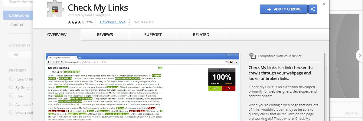 Check-My-Links