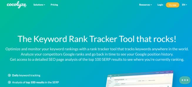 Cocolyze-Rank-Tracker-Tools