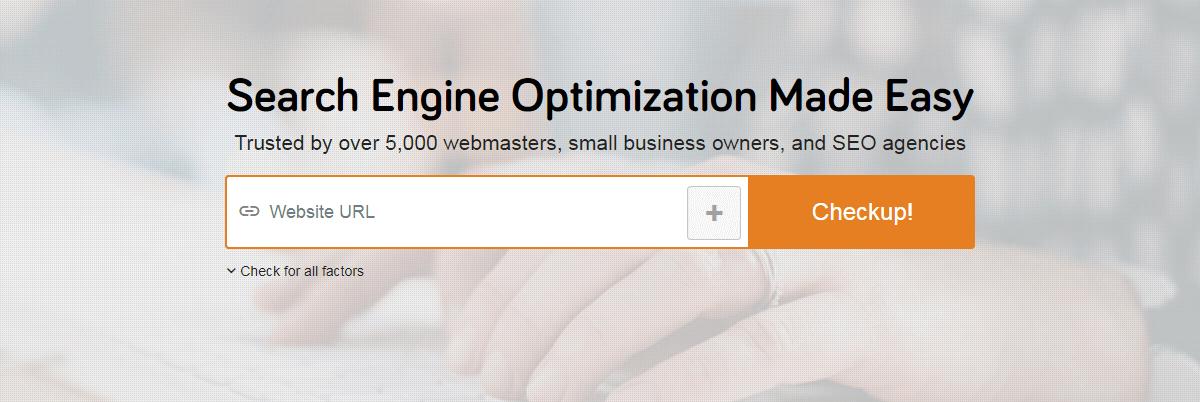 SEO-SiteCheckup